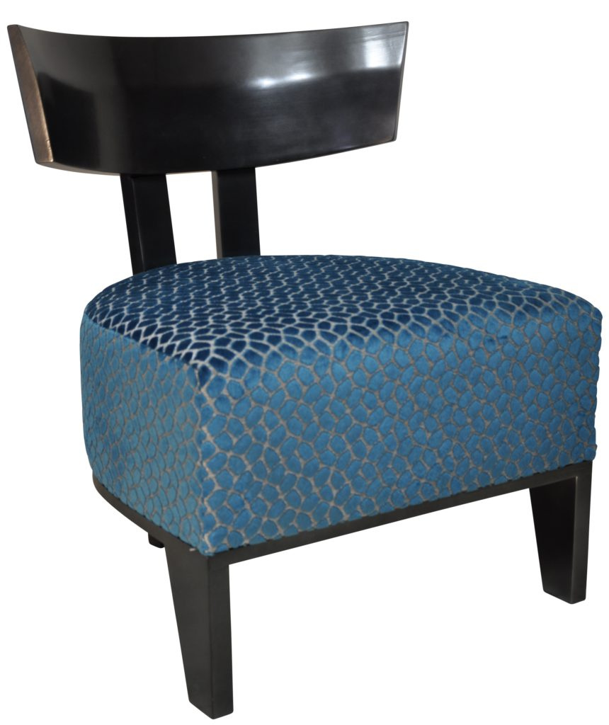 Mael Chrome Mat Ento Bleu